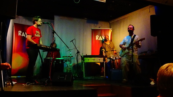 RAYS - Alternative Folk Rock Live Act in Olching
