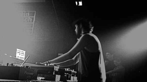Sascha Rothe - Techno Acid Dark Techno Electro-Experimental Deep Techno DJ in Stuttgart
