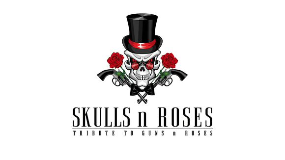 SKULLS n ROSES (A Tribute to Guns N' Roses) - Rock Liveact  Hard Rock Cover Tribute Live Act in Wirges