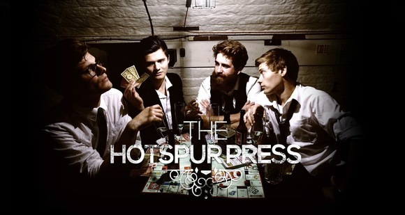 The Hotspur Press - Indie Rock Melodic Live Act in Manchester