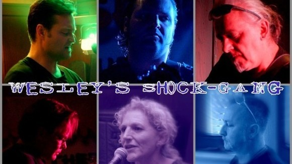 Wesley's Shock.Gang - Rock 'n' Roll Rockabilly Soul Reggae R&B Live Act in Aalen