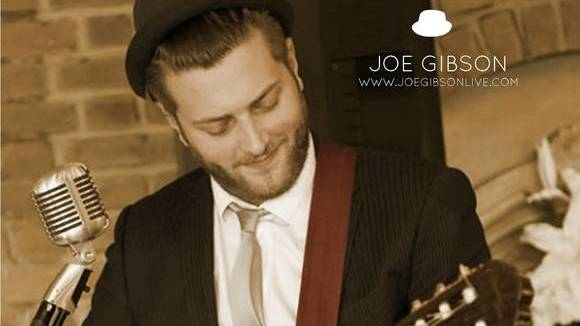 Joe Gibson - Jazz Blues Acoustic Jazz Soul Live Act in Benfleet