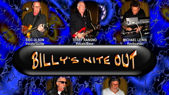 Billy's Nite Out - Southern Soul Rock Live Act in Hollywood