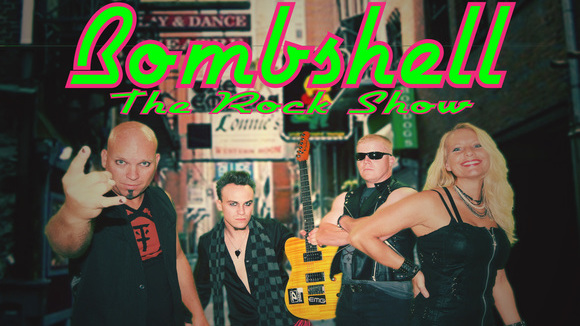 Bombshell - The Rock Show! - Rock Glam Rock Live Act in Evansville