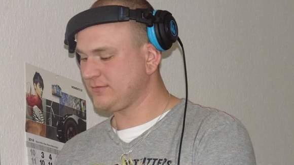 DJ ICEBLUE  - Dark Techno Minimal Techno Techno DJ in Voerde