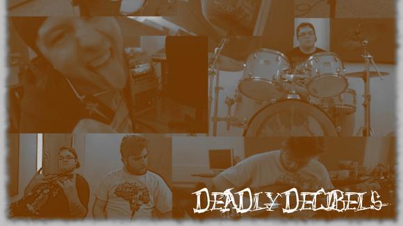 Deadly Decibels - Metal Nu Metal Grunge Alternative Metal Punk Live Act in Hockley