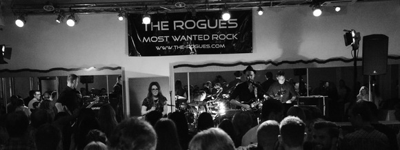 The Rogues - Most Wanted Rock - Rock Pop Soul Cover Live Act in Stuttgart