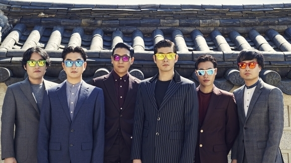 Kiha & the Faces - Punk Rock Live Act in Seoul