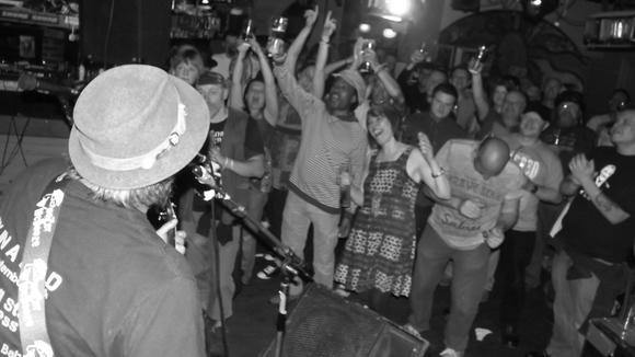 Doozer McDooze - Folk-Punk Live Act in ESSEX