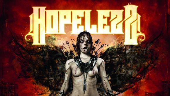 Hopelezz - Metal Metalcore Thrashcore Melodic Metalcore Thrash Metal Live Act in Wuppertal / Köln / Lünen / Essen