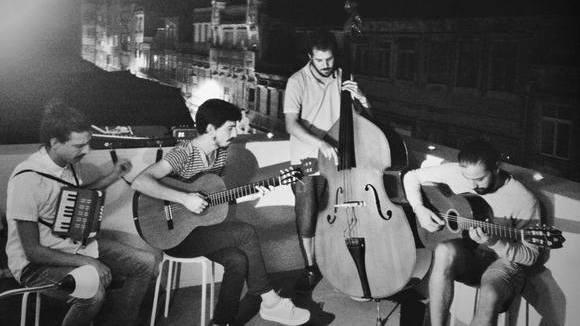 Les Saint Armand - Acoustic Live Act in Porto