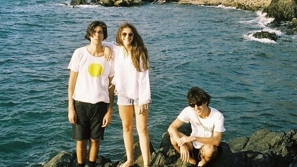 Palmiyeler - Psychedelic Pop Indiepop Rock Surf Indie Live Act in Istanbul
