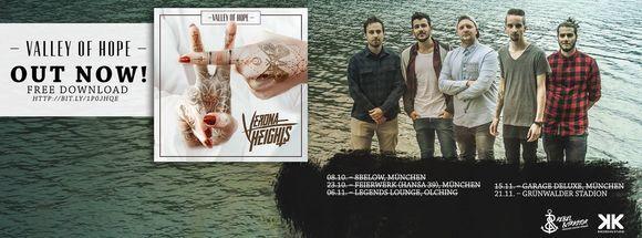 Verona Heights - Metalcore Live Act in München