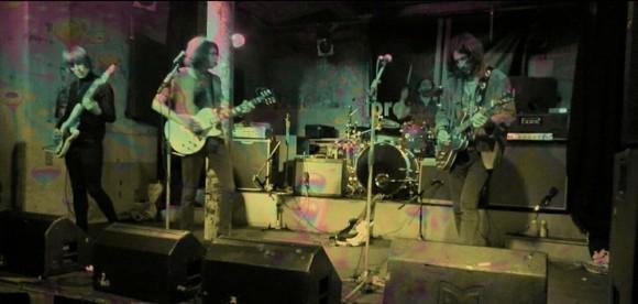 Black Cat Revue - Psychedelic Garage Rock Live Act in Glasgow