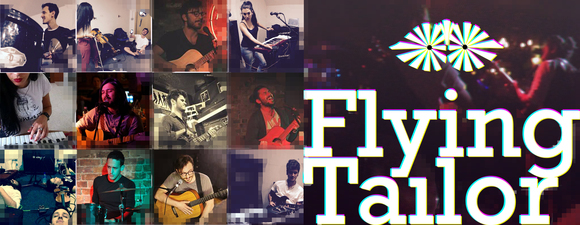 Flying Tailor - Indie Folk Rock Acoustic Rock Electro-acoustic Adult Contemporary Live Act in London