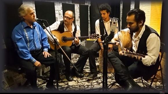 LatinoTurco Quartet  - Latin Acoustic Acoustic Latin-Folk Live Act in istanbul