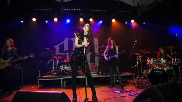 G.O.S.H. - Rock Alternative Pop Rock Electronic Live Act in Tallinn