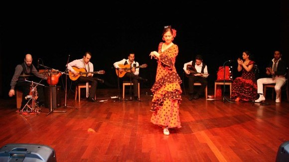 ISTFlamenco - Flamenco Spanish Live Act in istanbul