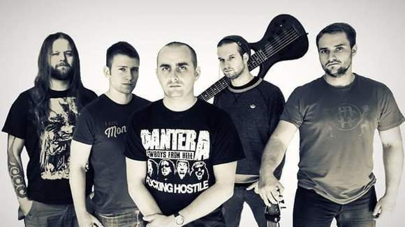 Ardent Sky - Djent Heavy Metal Progressive Metal Thrash Metal Death/Thrash Live Act in Warsaw