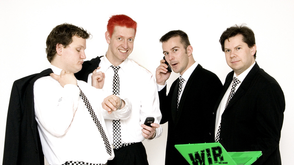 WIR - Die Band - Punk-Pop Punk Rock Live Act in Quickborn