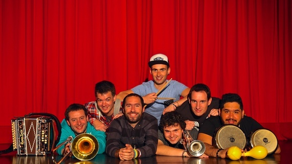 Emon - Reggae Ska Worldmusic Roots Reggae Cumbia Live Act in San Sebastian