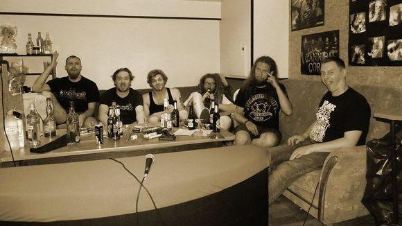 Home Reared Meat - Death Metal Metal Hardcore Grindcore Live Act in Haren