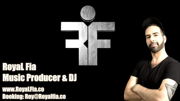 RoyaL Fia - Nu-Disco Chill-Out House Electro Eurodance DJ in Berlin