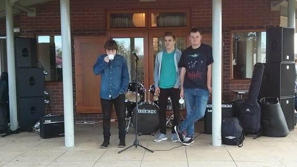 The Columbians - Indie Britpop Rock Mod Live Act in Wales