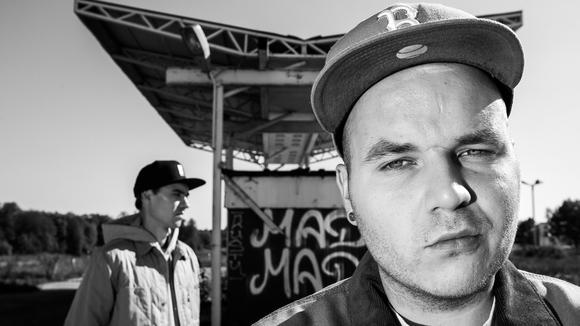 Dee & Kamy - Hip Hop Live Act in Vilnius