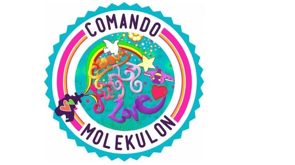 COMANDO MOLEKULON - Electro Funk,  Electropunk Rock Hip Hop Live Act in Sant Cugat del Valles