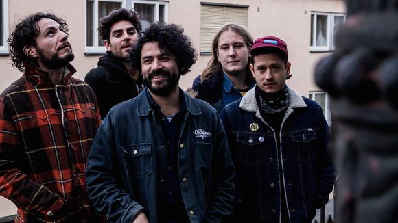 Sudakistan - Psychedelic Rock Punk Garage Rock Live Act in Stockholm