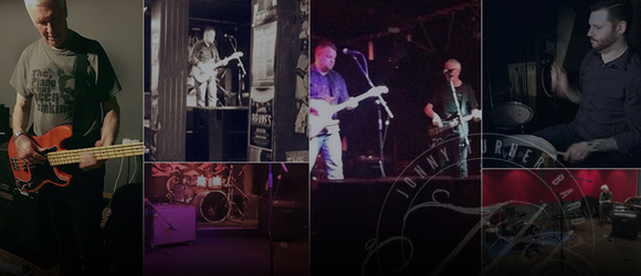 Jonny Turner Band - Blues Rock Blues Rock Southern Rock Live Act in Manchester