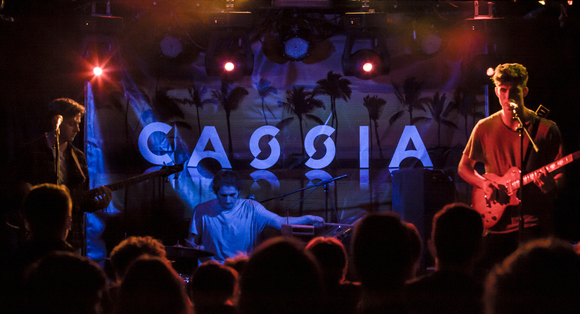 Cassia - Calypso Pop Melodic Groove Indie Live Act in Manchester