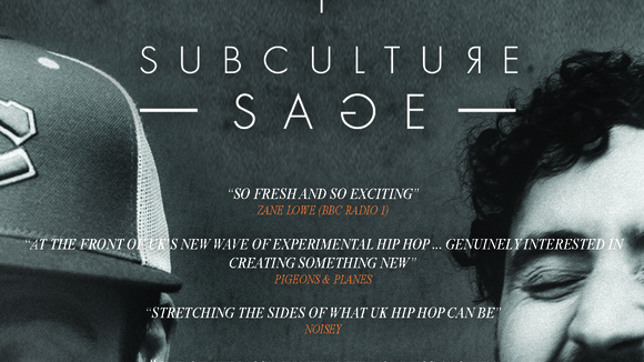 subculture sage - Hip Hop Electro Urban Live Act in london