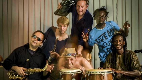 Vienaloco - Nu Funk Afrobeat House Nu-Disco Live Act in Wien