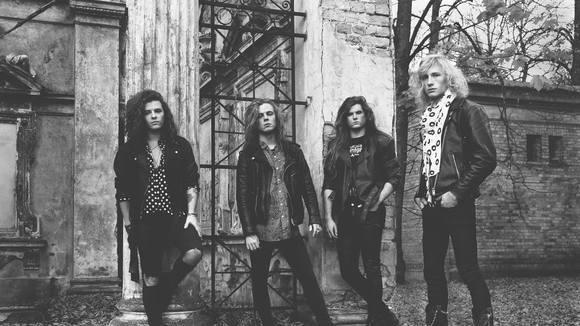 Bloody Heels - Rock Hard Rock Acoustic Rock Glam Metal Glam Rock Live Act in Riga