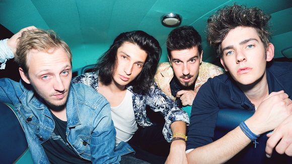 HOT LIKE SUSHI - Indie Britpop Rock Live Act in Olten