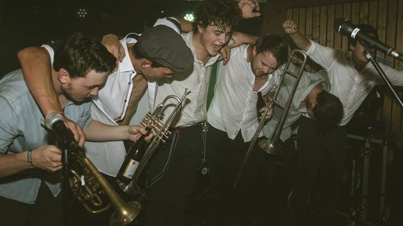 Grup Huub - Polka Ska Reggae Live Act in Kirchheim Teck