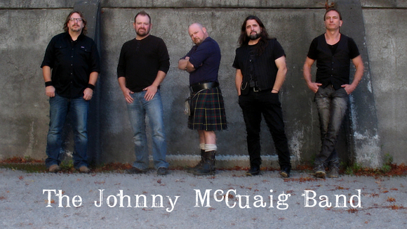 The Johnny McCuaig Band - Rock Live Act in Regina