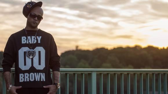 Baby Brown - Rap Electro Hip Hop Urban Live Act in Köln