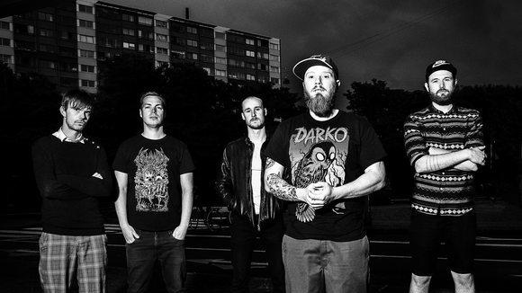 Torment - Hardcore Punk Live Act in Copenhagen
