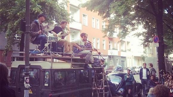 Massimo Vinco e la banda fuori tempo - Folk Melodic Live Act in Berlin