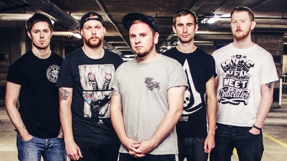 As Empires Burn - Metalcore Live Act in crewe