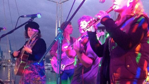 Aartwork - Fusion electro folk Fusion Celtic Folk Psychedelic Folk  Live Act in Woodbridge