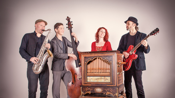 De Strawanza - Worldmusic Gypsy Jazz Jazz Swing Live Act in Neufelden