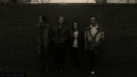 Constantine - Indie Punk Rock Garage Rock Live Act in Manchester