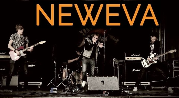 NEWEVA - Pop Rock Live Act in Varnamo