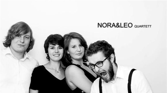 NORA&LEO Band - Pop Deutschrock Live Act in Rostock