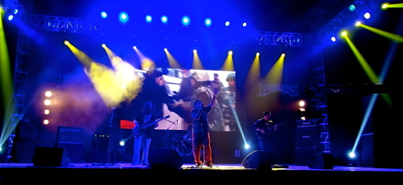 PUNKH - Experimental ethno-fusion Nu Metal Rock Worldmusic Live Act in New Delhi
