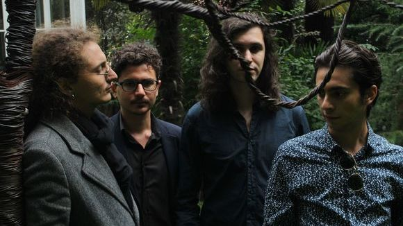 Agency - Post-Punk Dance Shoegaze Melodic Indie Live Act in İstanbul